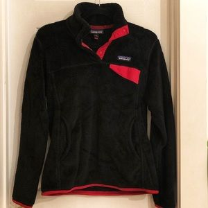 Patagonia Re-Tool Snap-T Fleece Pullover!